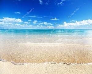 Пляж Карибского моря