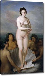 Эскивель и Суарес де Урбина Антонио Мария. Рождение Венеры