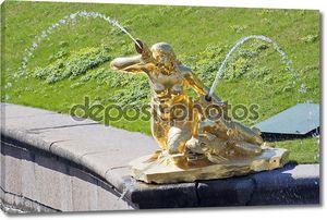 Статуя Фонтан в Петергофе