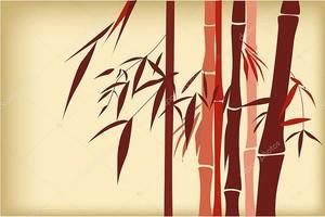 Бамбук. Минимализм