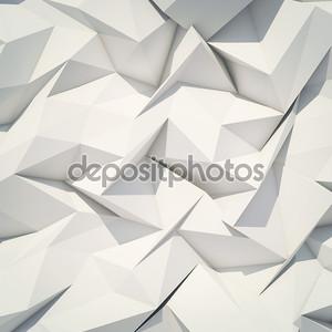 абстрактное второстепенное оригами