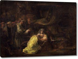 Рембрандт. Обрезание