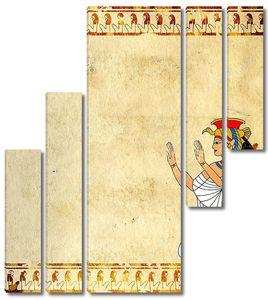 Египетская жрица