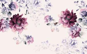 Роспись розами