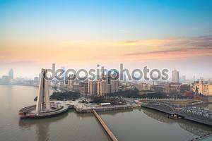 Шанхай на рассвете