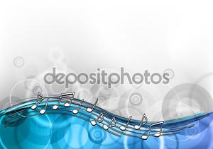 Синий музыка