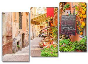Уличный базар
