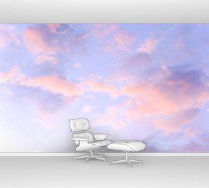 Прекрасное небо и облака.