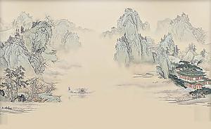 Китайская река