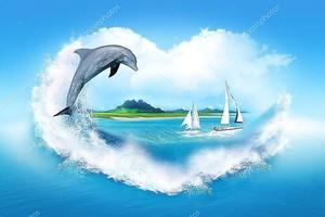 я люблю море