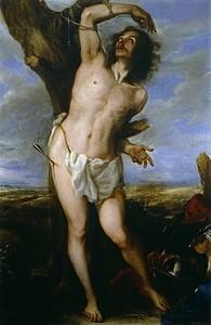 Хуан Карреньо де Миранда. Святой Себастьян
