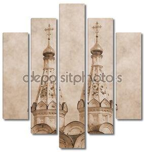 Церковь Святого Духа (sepia toning)