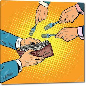 Коррупция и кража денег