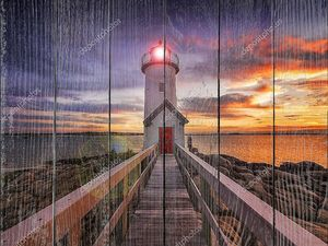 маяк заката
