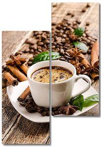 старинный кофе