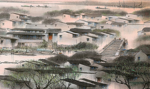 Малоэтажный Китай