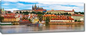 Панорама Праги, Чехия
