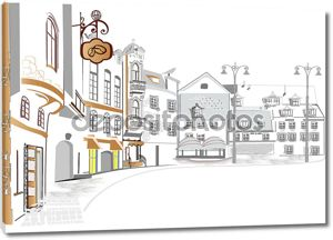 Арт улочки в старом городе