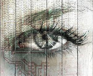 кибернетических глаз.