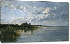 Аэс Карлос де. Голландское озеро