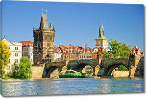 Старый центр города Праги