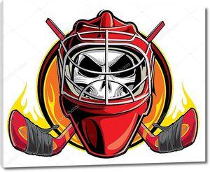 Амуниция хоккейного вратаря