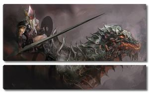 наездник дракона