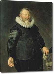 Де Кейзер Томас . Портрет мужчины