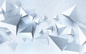 Треугольные пирамиды различных размеров