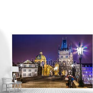 Karlov или Карлов мост в Праге