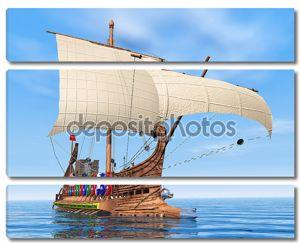 Римский военный корабль