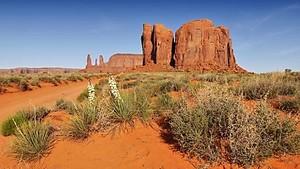 Долина монументов башни