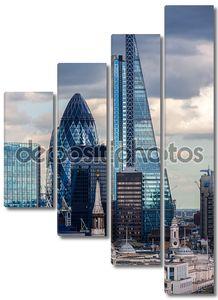 Небоскребы Лондонского Сити