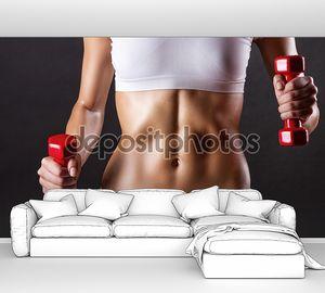 спорта женщины