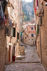 узкие улицы города
