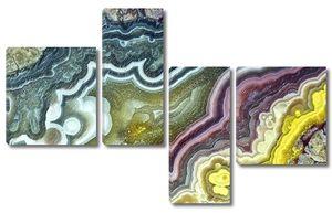 Абстрактная мраморная текстура