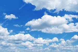 Небесный фон