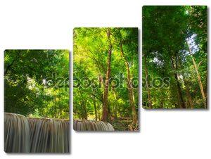 Первый Водопад Эраван по уровню