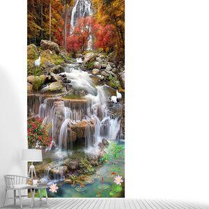 Каменистый водопад