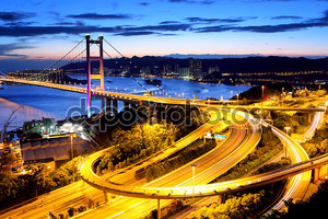 мост в Гонконге