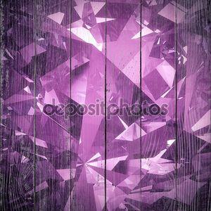 Роскошные Фиолетовый Кристалл аспект фон