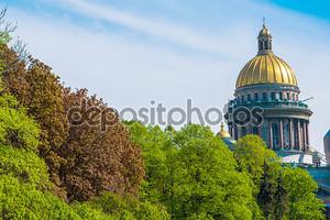 Сэйнт Исаакиевский собор в Санкт-Петербурге, Россия