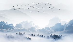 Облачные холмы