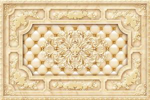 Плиточный орнамент с кожей