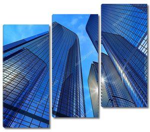 современные деловые здания