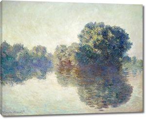 Моне Клод. Сена возле Живерни, 1897