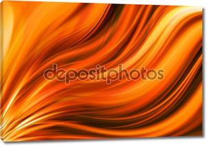 абстрактный фон огня