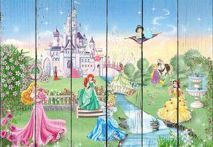 Для девочек - принцессы и замок