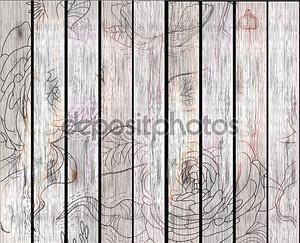 Текстура древесины фон с цветами