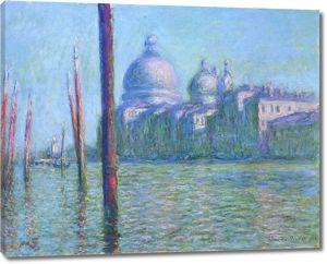 Моне Клод. Гранд-канал в Венеции, 1908 03